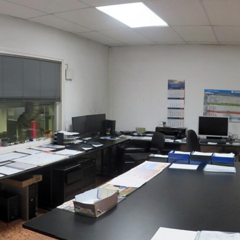 Oficina técnica Reflusa